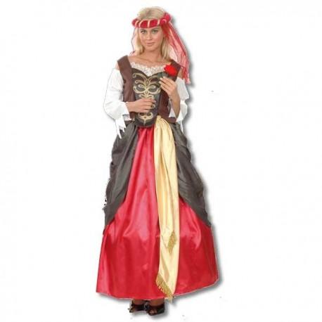Disfraz Mujer Renacimiento