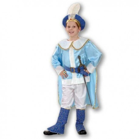 Como hacer un disfraz de principe - Imagui