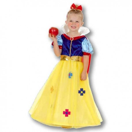 Disfraz Princesa del bosque (Blancanieves) - Disfraces Torrente
