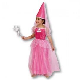 Disfraz Hada Rosa (2-4 años)