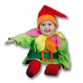 Disfraz Enanito de 6 a 12 meses