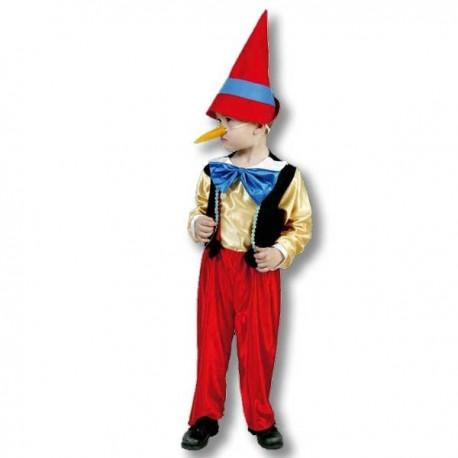 Disfraz Pinocho (1-2 años)