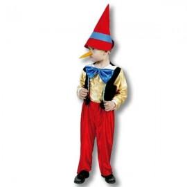Disfraz Pinocho (2-4 años)