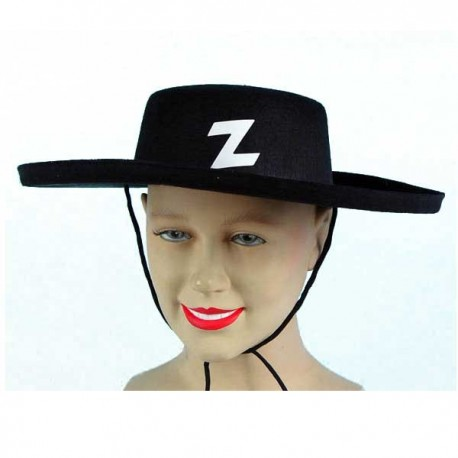 Sombrero Zorro adulto