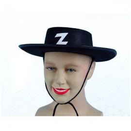 Sombrero Zorro niño
