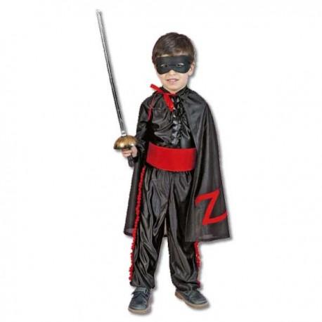 Disfraz Heroe enmascarado (2-4 años)