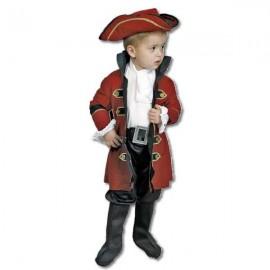 Disfraz Rey Pirata (2-4 años)