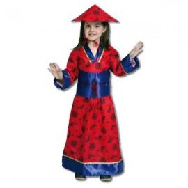 Disfraz China niñas