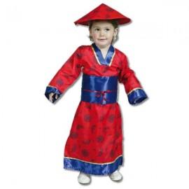 Disfraz de China (1-4 años)