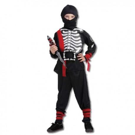 Disfraz Ninja Esqueleto