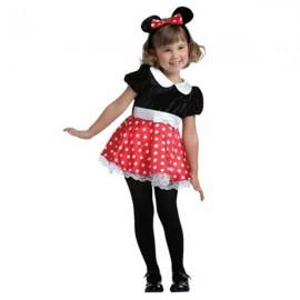 Disfraz Ratita Minie (2-4 años)