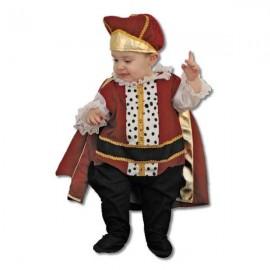 Disfraz Principe (6-12 meses)