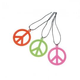 Colgante Hippie de Simbolo de la Paz