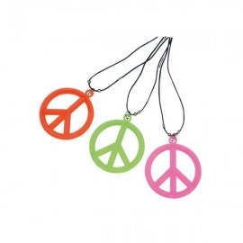 Colgante simbolo Paz