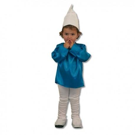 Disfraz Duende azul (2-4 años)