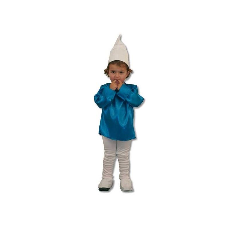 Disfraz duende azul seguramente el mejor precio online - Disfraz de angel nino ...