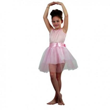 Disfraz Bailarina Rosa (2-4 años)