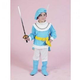 Principe Azul (3-4 años)
