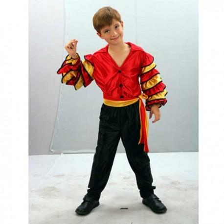 Disfraz Bailarin Rumba (3-4 años)