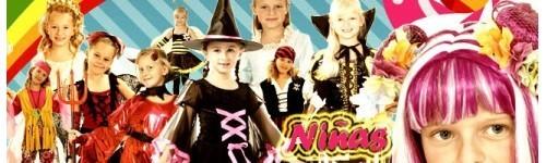 Disfraces de Carnavales para niñas