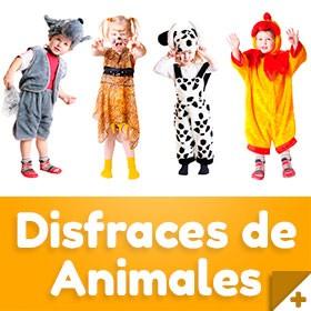 Especial Disfraces de Animales Fin de Curso