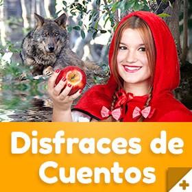 Especial Disfraces de cuentos Fin de Curso